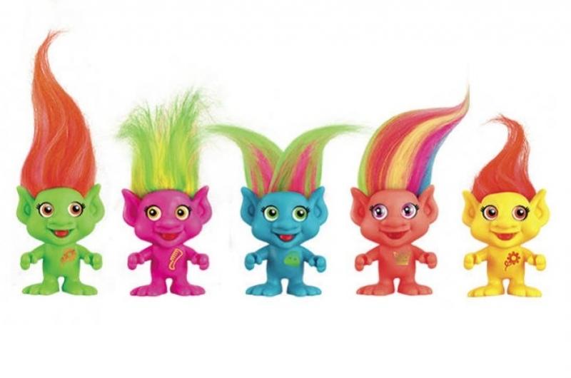 Figurka TOTZ Trolls