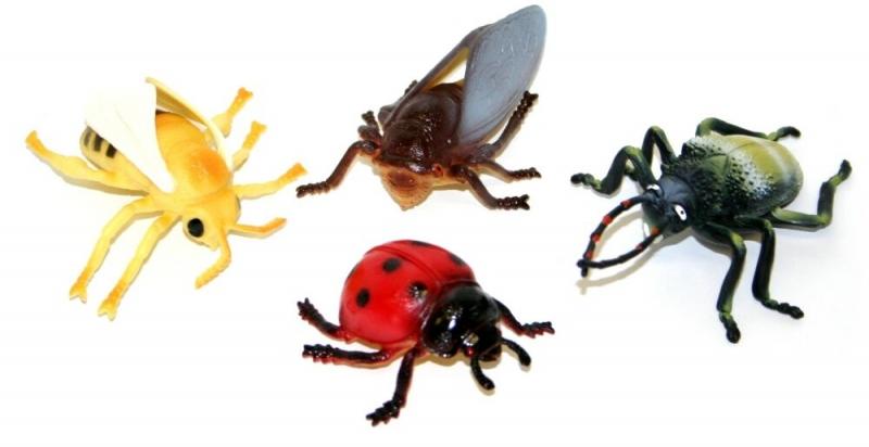 Insekt, 4 ks v sáčku