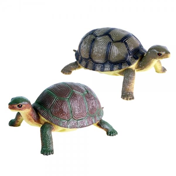 Želva, 2 druhy, 12 cm