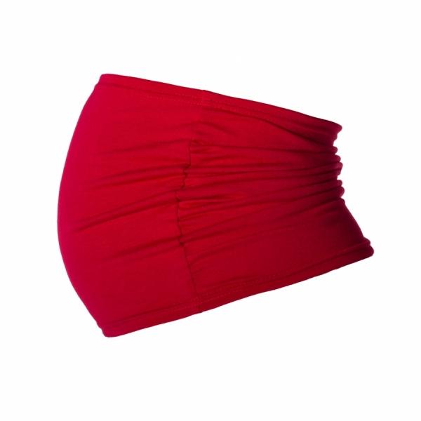 Be MaaMaa Těhotenský pás - červený