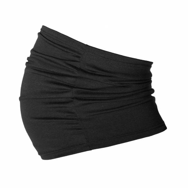 Be MaaMaa Těhotenský pás - černý, vel. L/XL