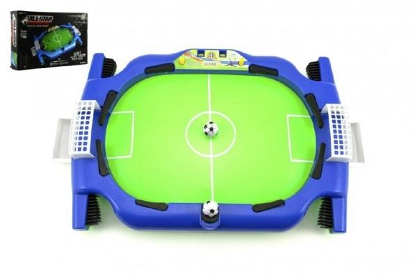 Kopaná/Fotbal plast v krabici 37x26x7cm