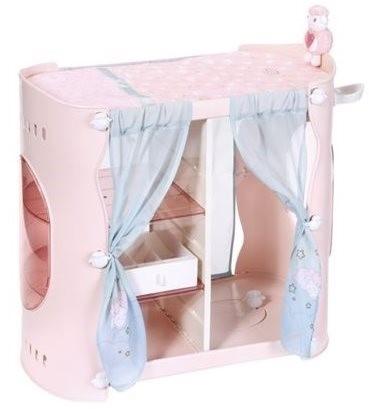 """Baby Annabell Šatní skříň 2v1 """"Sladké sny"""""""