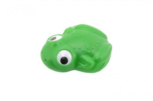 Žába plast 15cm asst 2 barvy 12m+