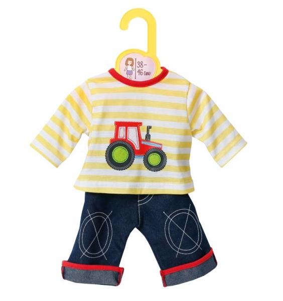 Dolly Moda tričko a kalhoty, 38-46 cm