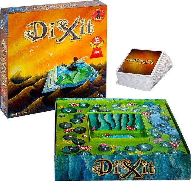Hra Dixit - ADC