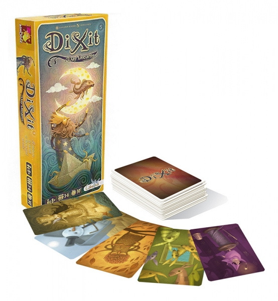 Hra Dixit 5 DayDreams rozšíření