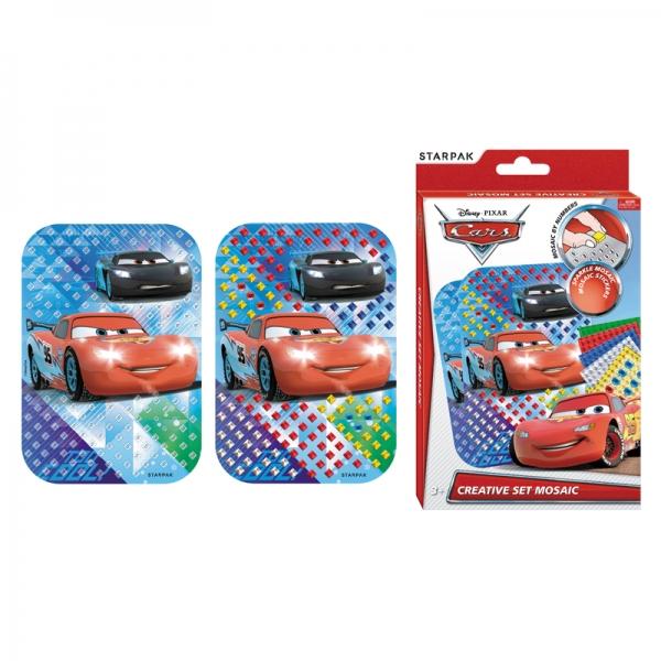 Kreativní Sada Mozaika Cars