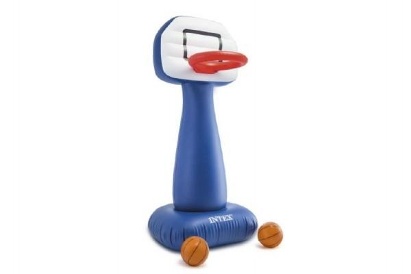 Koš na basketbal nafukovací 104x97x208cm 3+