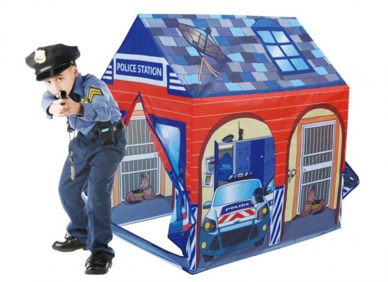 iPLAY Dětský stan - Policie
