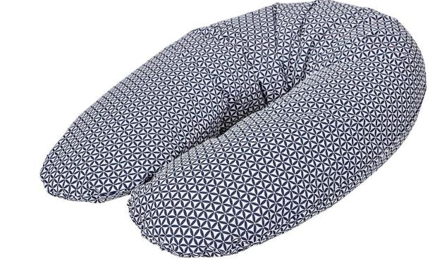 Ceba Kojící polštář - relaxační poduška Cebuška Physio Multi - Rozetky