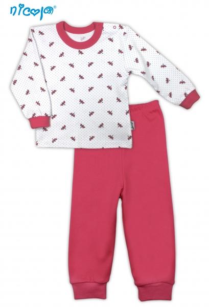 Bavlněné pyžamko Vážka, roz. 104