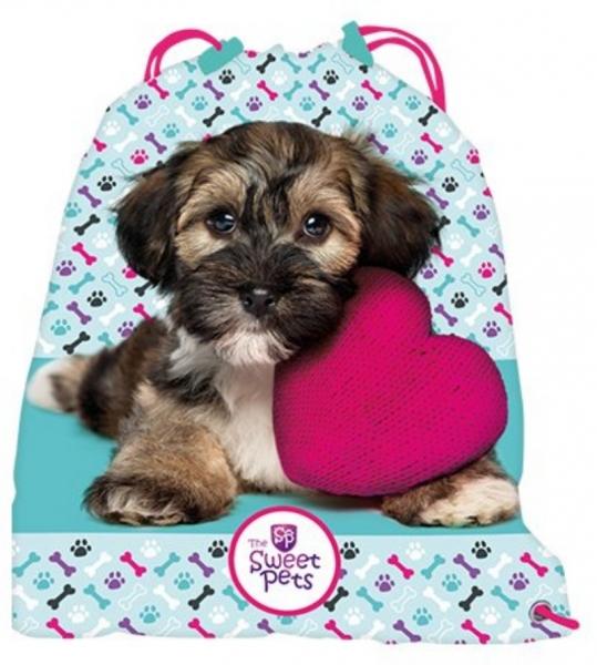 Pytel školní / sportovní The Sweet Pets Pes