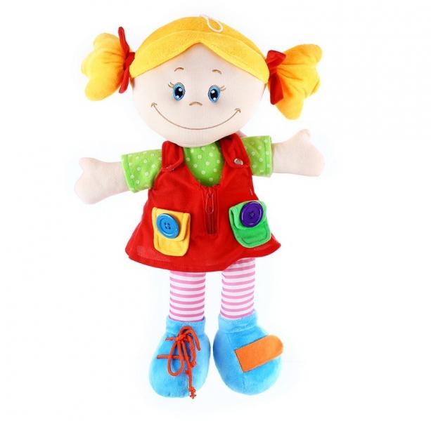 Naučná panenka Klára 46 cm