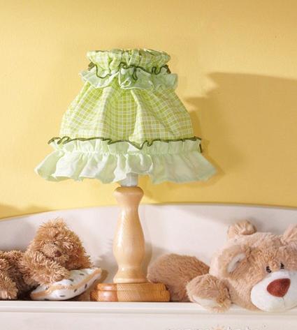 Noční lampička - Snílek zelený