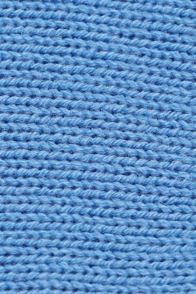 Be MaaMaa Svetřík, kimono Lora  -  modré, jeans