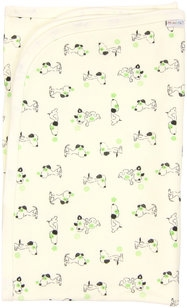 Dětská deka, dečka Dog 80x90 - bavlna