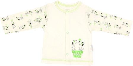 Bavlněná košilka Dog, vel. 80, Velikost: 80 (9-12m)