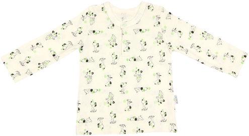 Bavlněné tričko/polo Dog, vel. 80, Velikost: 80 (9-12m)