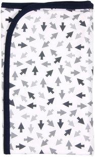 Dětská deka, dečka Arrow 80x90 - bavlna