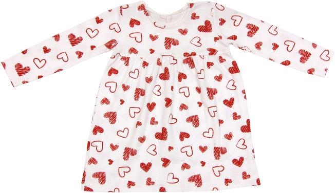 Šatičky Heart, roz. 104
