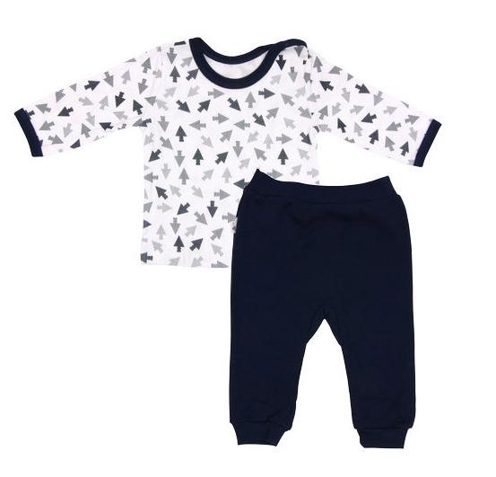 Mamatti Bavlněné pyžamko Arrow, vel. 92vel. 92 (18-24m)