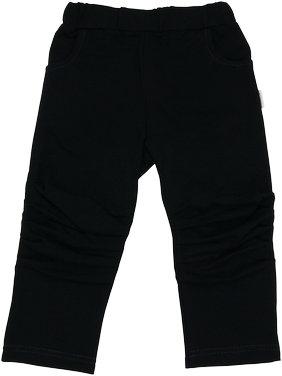Bavlněné tepláčky, kalhoty Arrow - tm. modré, vel. 80, Velikost: 80 (9-12m)