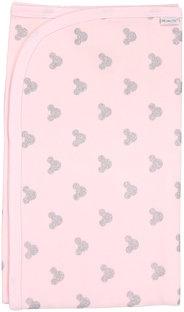 Dětská deka, dečka Little mouse 80x90 - bavlna