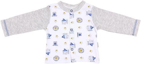 Bavlněná košilka Four, vel. 80, Velikost: 80 (9-12m)