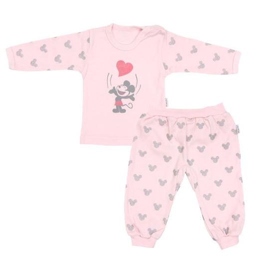 Bavlněné pyžamko Little mouse