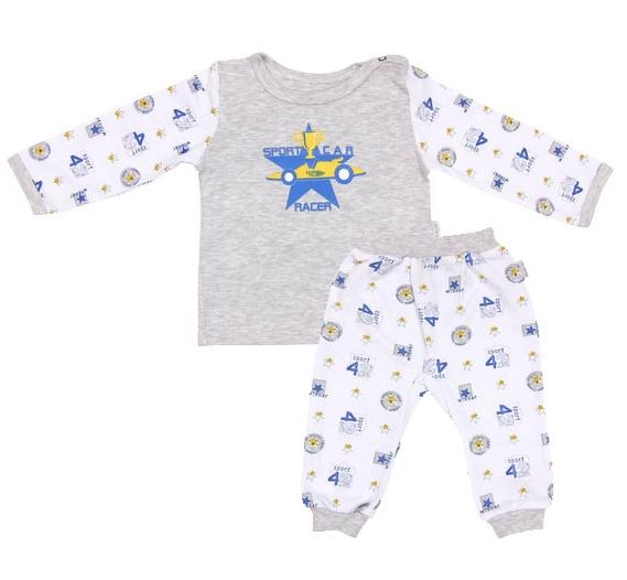 Bavlněné pyžamko Four