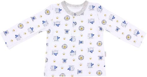 Bavlněné tričko/polo Four, Velikost: 68 (4-6m)