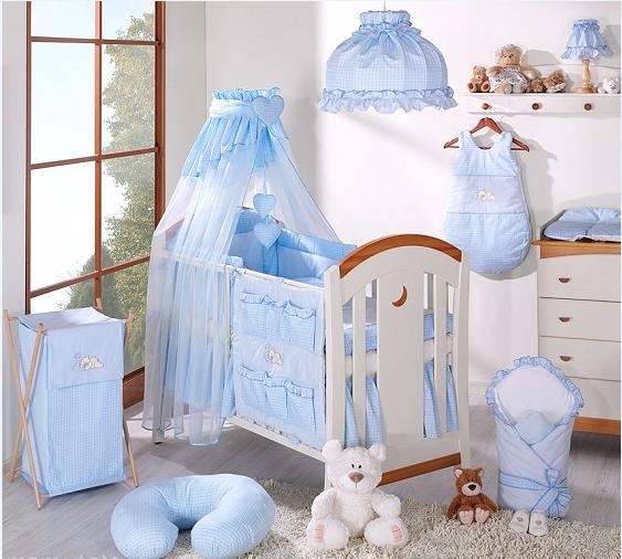 Lustr lux do pokojíčku - Snílek modrý