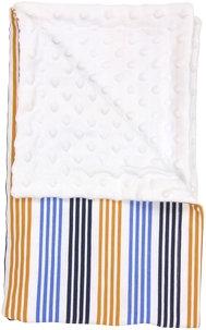 Dětská deka, dečka Boy 80x90 - Minky/ bavlna