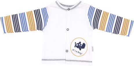 Bavlněná košilka Boy, vel. 80
