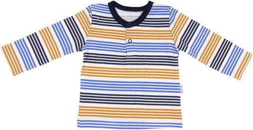 Bavlněné tričko/polo Boy, vel. 80, Velikost: 80 (9-12m)