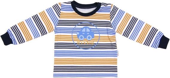 Bavlněné tričko Boy, vel. 86, Velikost: 86 (12-18m)
