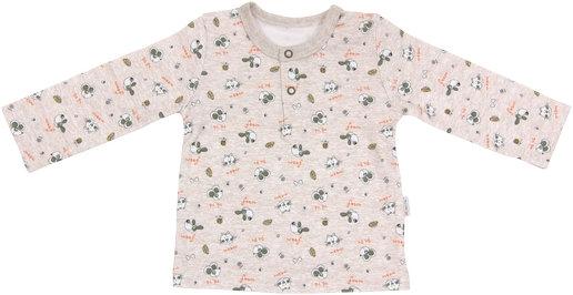 Bavlněné tričko/polo Pet´s, Velikost: 68 (4-6m)