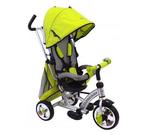 Dětská tříkolka Turbo Trike 360 - zelená
