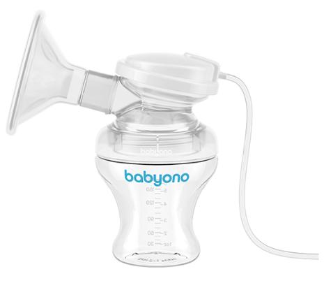 BabyOno Elektrická odsávačka Natural Nursing 3v1