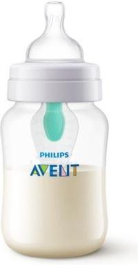 Antikoliková kojenecká láhev - 260 ml
