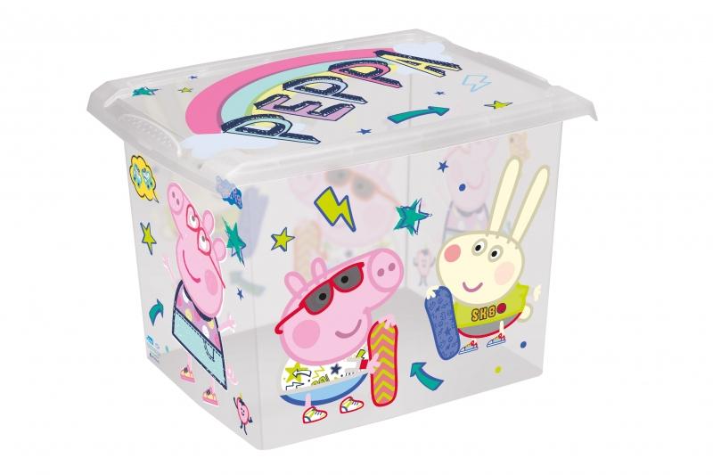 Plastový box - Prasátko Peppa