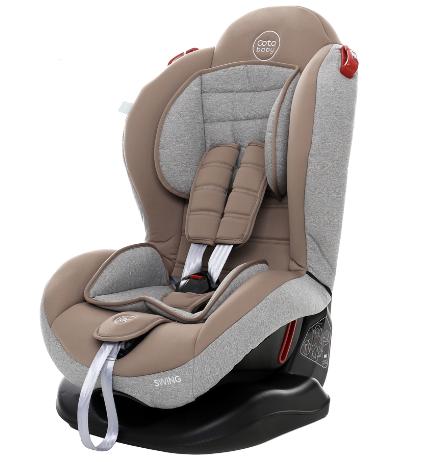 Autosedačka Coto Baby Swing 9-25kg. 2018 - Beige/ Melange