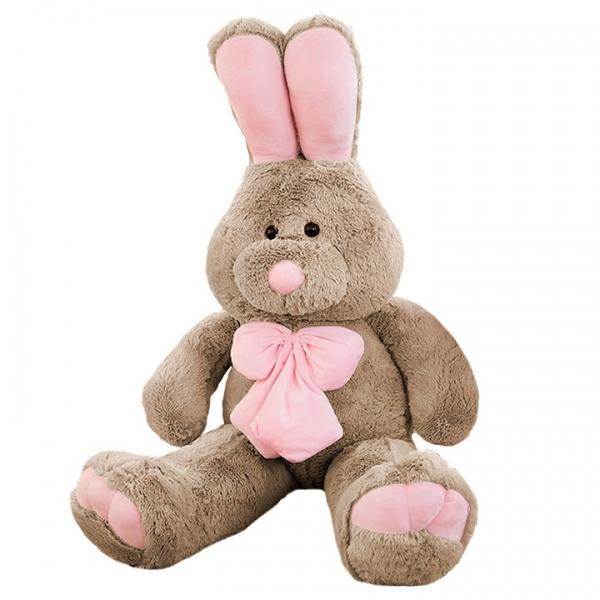 Roztomilý maxi plyšový králík 120cm