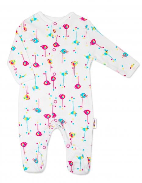 Výhodné balení 3ks - kojenecký overál - holčička