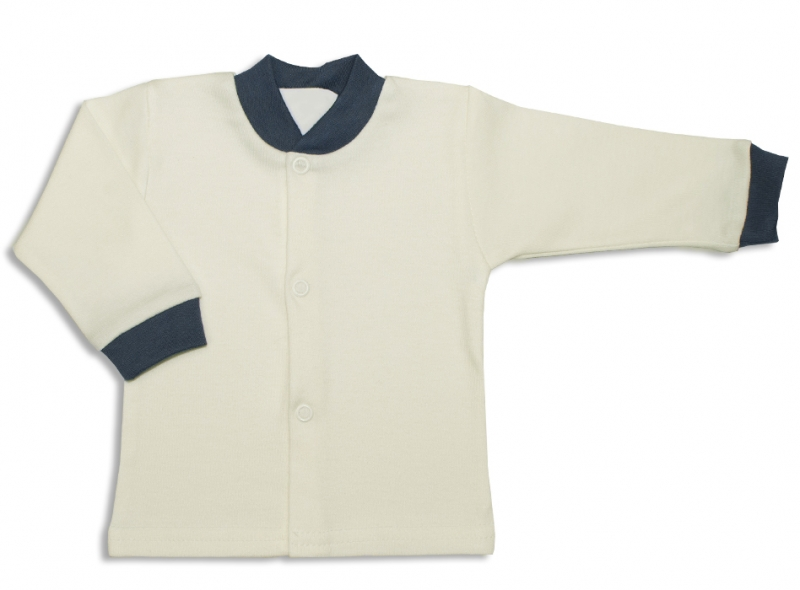 Bavlněná kojenecká košilka, Malé Štěstí - žluté, vel. 68