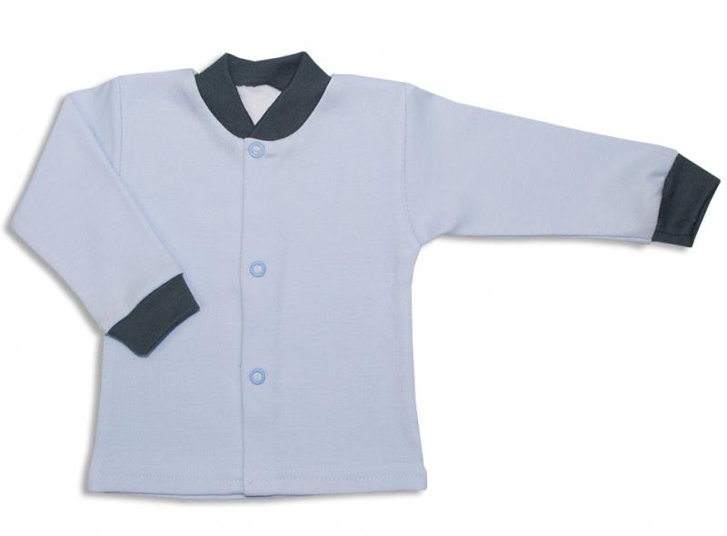 Bavlněná kojenecká košilka, Malý Princ - sv. modrá