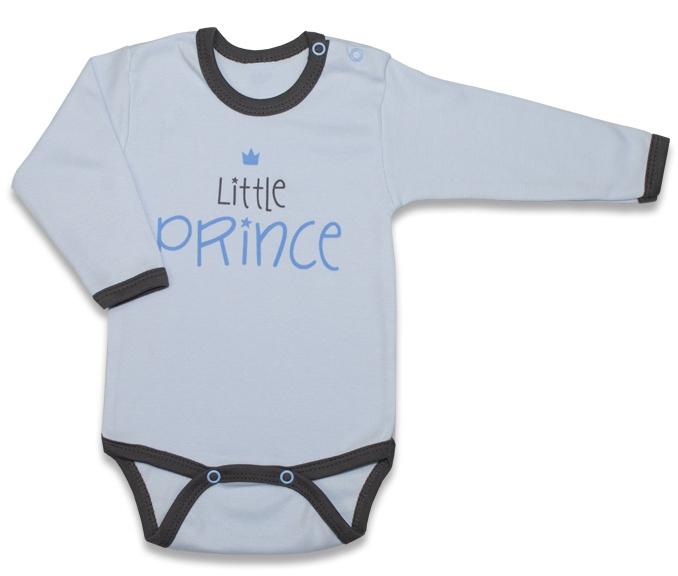 Body dlouhý rukáv, Malý Princ - sv. modré, vel. 86