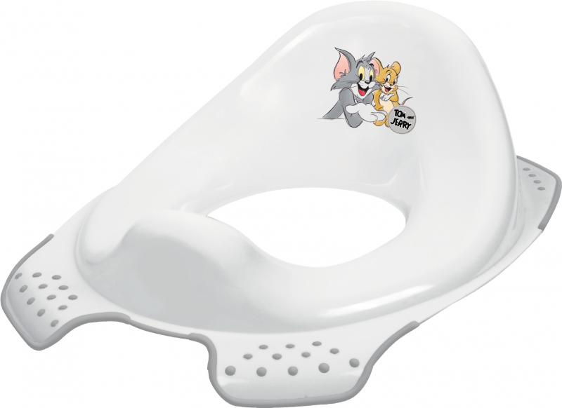 Adaptér - treningové sedátko na toaletu Tom a Jerry