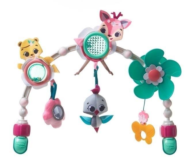 Tiny Love Oblouk s hračkami Lesní zvířátka